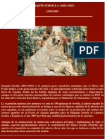 Joaquin Sorolla-exposicion Museo Del Prado-jvicla