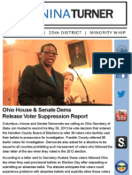 June E-Newsletter | Senator Nina Turner