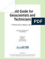 field technicians guide contents