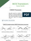 Lecture Slides 1.3 CMOS Processes