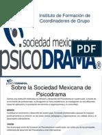 1.- Informacion Maestria en Psicodrama