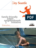 Family-Friendly Urban Neighborhoods