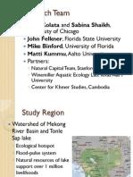 Cambodia Final Presentation - EAF Spring 2013