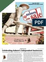 2013 Auburn on Sale