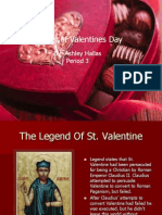History of Valentines Day