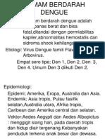 Demam Berdarah Dengue..