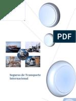 2Seguros de Transporte Internacional
