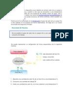 Primera y Segunda Ley de La Termodinamica