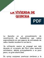 Capitulo III -La Vivienda de Quincha