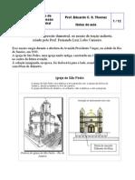 Ensaio de compressão diametral ou ensaio de tração indireta criado pelo Prof. Fernando Luiz Lobo Carneiro