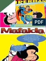 Comic Mafalda Laurita