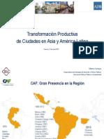 IESA Transformación Productiva en Asia y América Latina 27jun2013