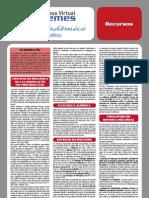Guia Acadêmico - (Proc. Civil - Recursos)