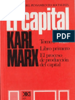El Capital Vol. 3 (Libro I-III)