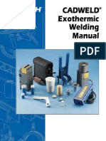 Exthotermic Welding Manual