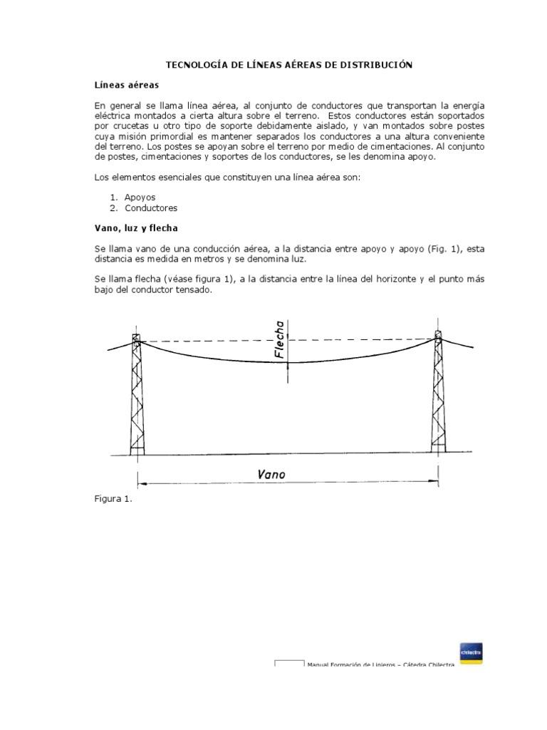 Manual de Linieros Chilectra