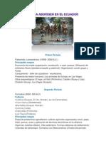 Época aborigen en el Ecuador