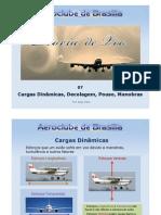 PPTVA07 - Cargas Dinamicas Decolagem Pouso Manobras