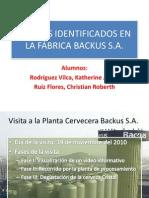 RIESGOS IDENTIFICADOS EN LA FÁBRICA BACKUS_1