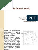 Sintesis Asam Lemak (2)