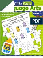 Cut&PasteG1 3 LanguageArts