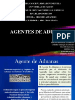 Agente Aduanero