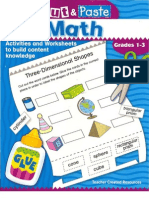 Cut&PasteG1 3 Math