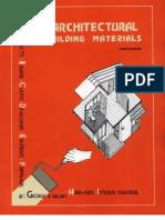 George Salvan Architectural Building Materials
