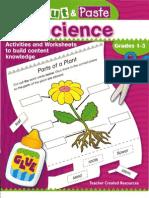 Cut&PasteG1 3 Science