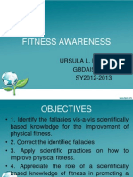 P.E.4 Fitness Awareness