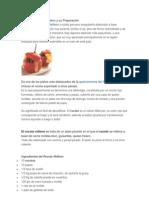 istoria del Rocoto Relleno y su Preparación