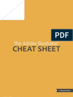 Illustrator Cheatsheet