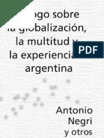 Negri Antonio Dialogo Sobre La Globalizacion