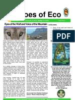 Vivekananda Kendra Newsletter May 2012