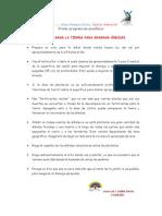 CÓMO PREPARAR LA TIERRA PARA SEMBRAR ÁRBOLES FRUTALES, I
