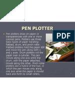 Pen Plotter