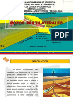 POZOS MULTILATERALES