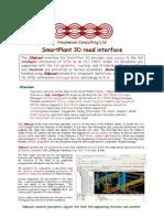 XMpLant SP 3D Interface