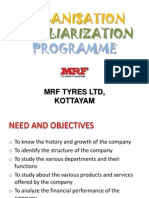 MRF Tyres Ltd. Presentation