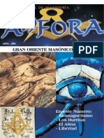 Revista de Masoneria Anfora Numero 7