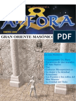 Revista de Masoneria Anfora Numero 10