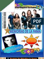 Revista Tu Objetivo La Fama - 5ta Edicion