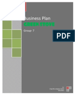 Business Plan(Green Stove)l