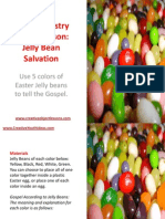 Youth Ministry Object Lesson - Jelly Bean Salvation