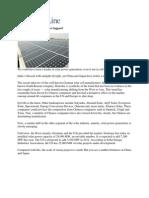 India remains a Solar Power - Business line.pdf