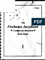 Dixieland - The Firehouse Jazz Band - Dixieland Fake Book - 778_S Noten Sheets Score Songs Lieder