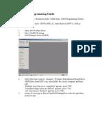 Astro 100 M Programming Guide