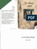 Diaz, Diego - La Ultima Edad