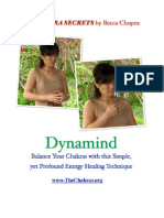 Chakra Secrets - Dynamind Instruction