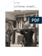 Philosophy of Training for Strength
